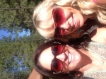 Fun weekend getaway with friends!  Sherie and Kim